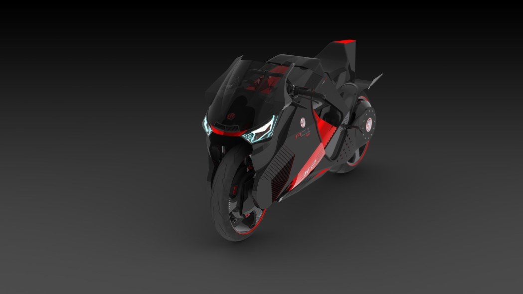 JRS-M01 SuperSport